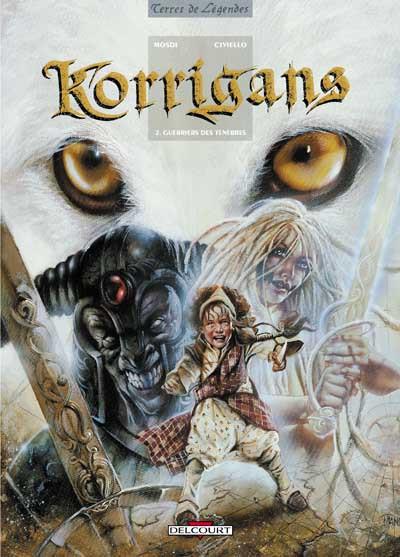 image de korrigans tome 2 - guerriers des ténèbres