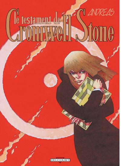 Couverture cromwell stone tome 3 - le testament de cromwell stone