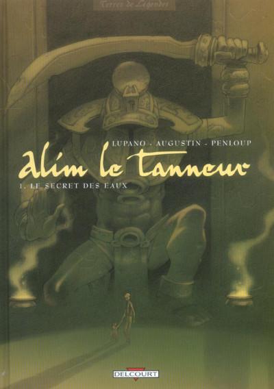 Couverture Alim le tanneur tome 1 - le secret des eaux