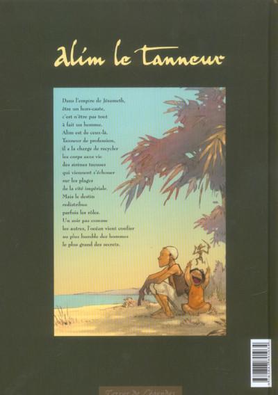 Dos Alim le tanneur tome 1 - le secret des eaux