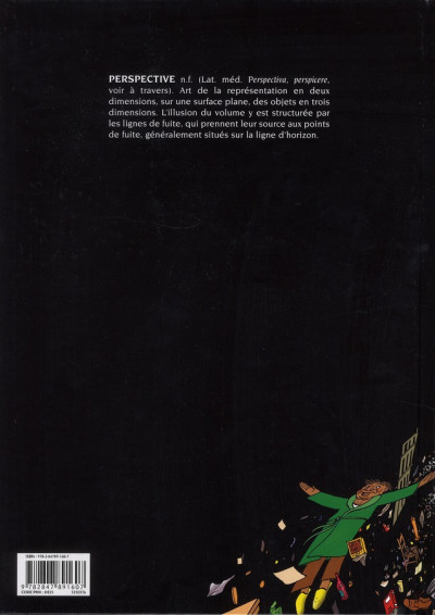 Dos julius corentin acquefacques tome 5 - la 2333è dimension