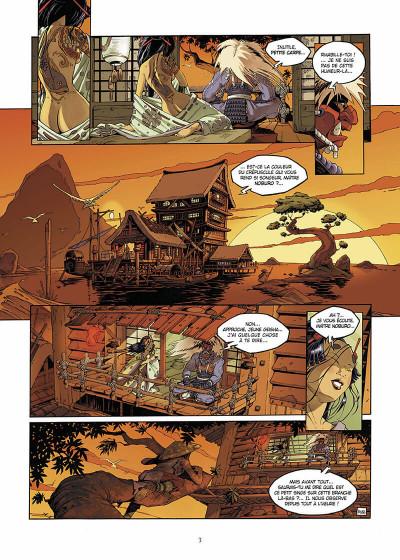 Page 4 okko tome 1 - le cycle de l'eau tome 1/2