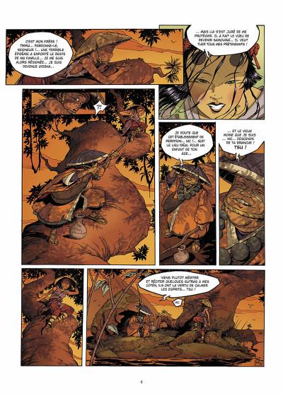 Page 5 okko tome 1 - le cycle de l'eau tome 1/2