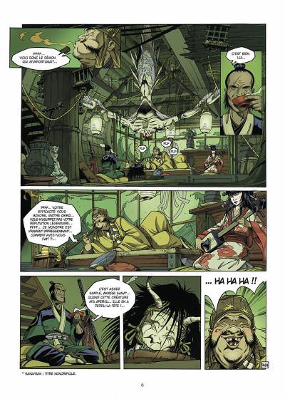 Page 7 okko tome 1 - le cycle de l'eau tome 1/2