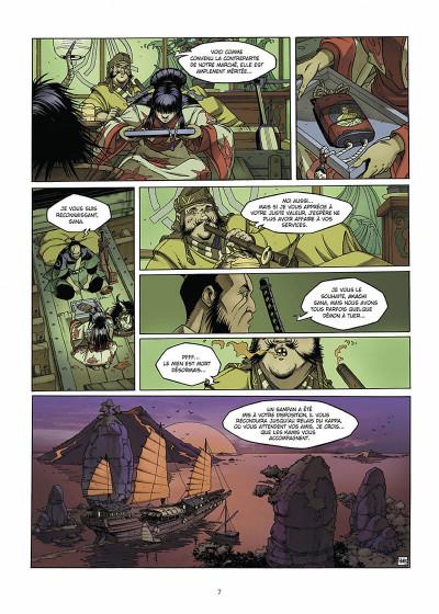 Page 8 okko tome 1 - le cycle de l'eau tome 1/2