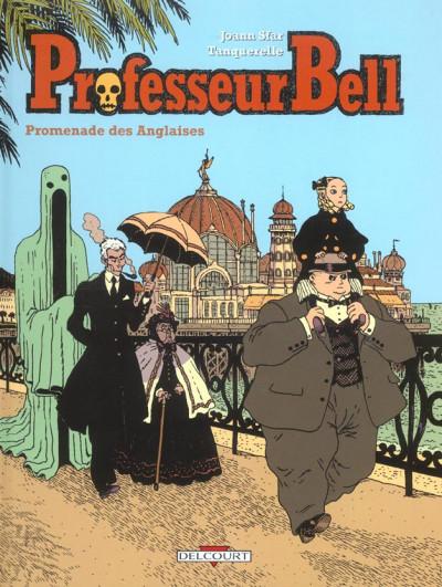 image de Professeur Bell tome 4 - promenade des anglaises