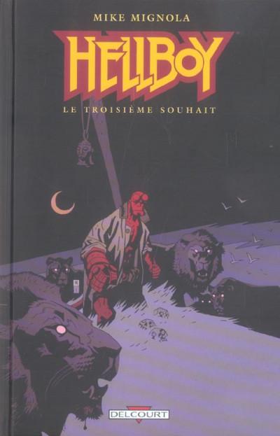 image de hellboy tome 7 - le troisième souhait