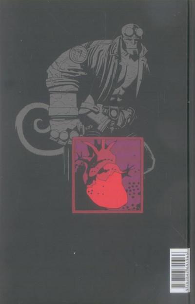 Dos hellboy tome 7 - le troisième souhait