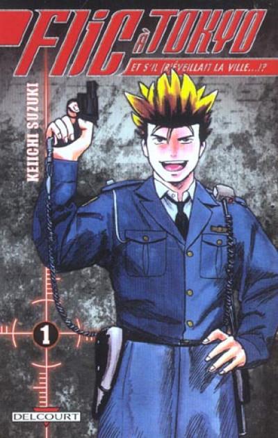 image de flic à tokyo tome 1