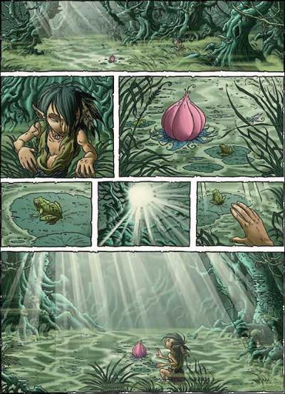 Page 1 Abinagouesh tome 1 - le feu sacré