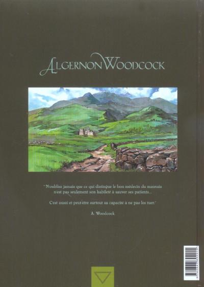 Dos algernon woodcock tome 3 - sept coeurs d'arran première partie