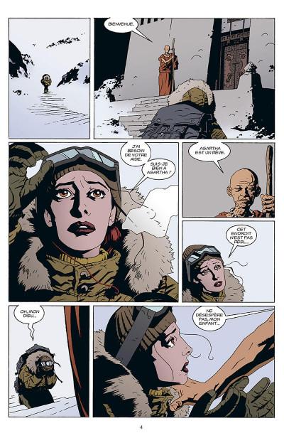 Page 5 b.p.r.d. tome 1 - au creux de la terre et autres histoires