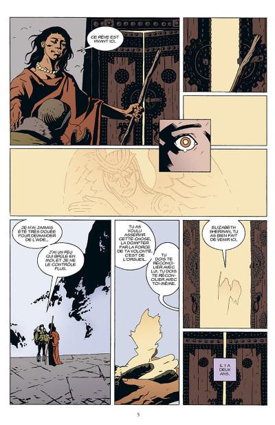 Page 6 b.p.r.d. tome 1 - au creux de la terre et autres histoires