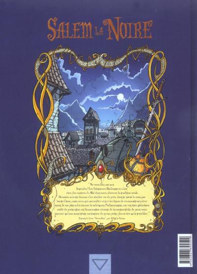 Dos salem la noire tome 2 - le diadème des âmes