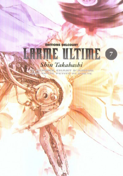 Couverture larme ultime tome 7