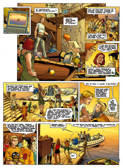 Page 2 golden city tome 6 - jessica