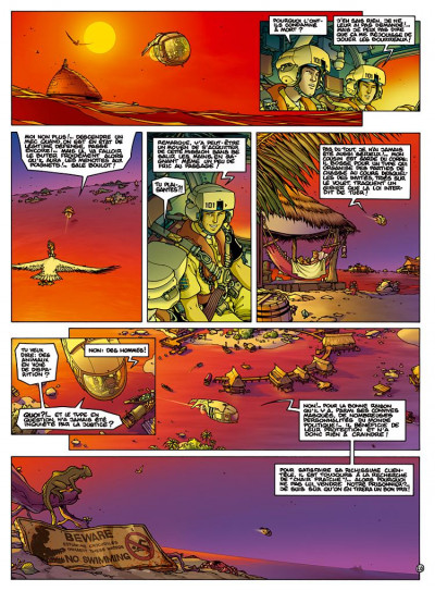 Page 3 golden city tome 6 - jessica