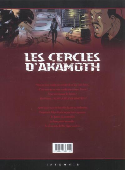 Dos les cercles d'akamoth tome 2 - la nouvelle alliance