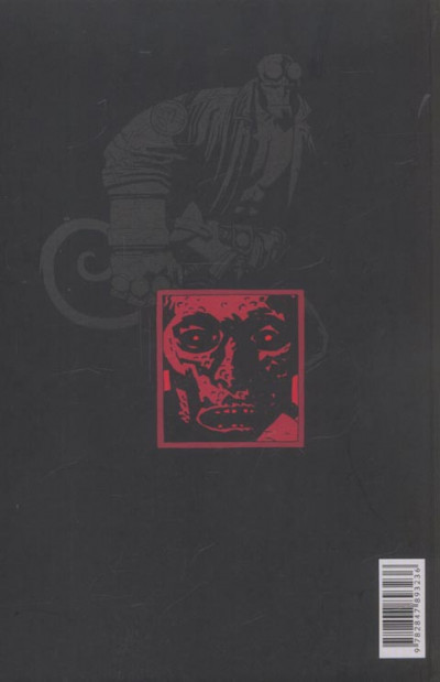 Dos hellboy tome 3 - le cercueil enchainé