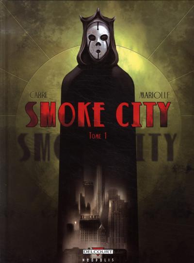 image de smoke city tome 1