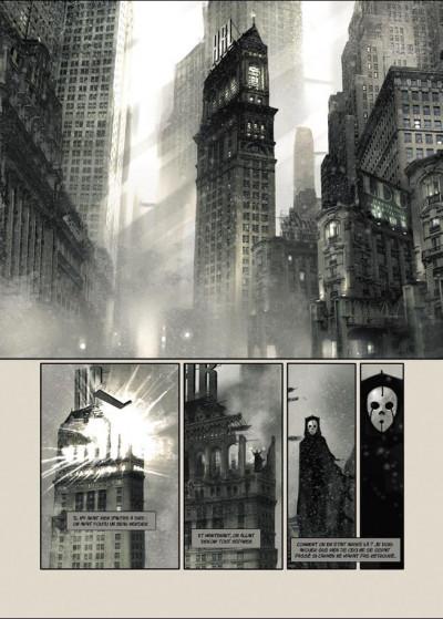 Page 1 smoke city tome 1