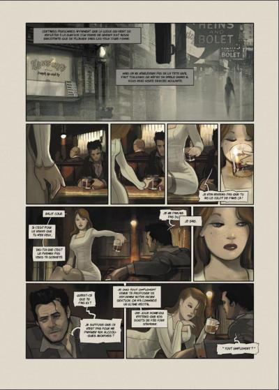 Page 2 smoke city tome 1