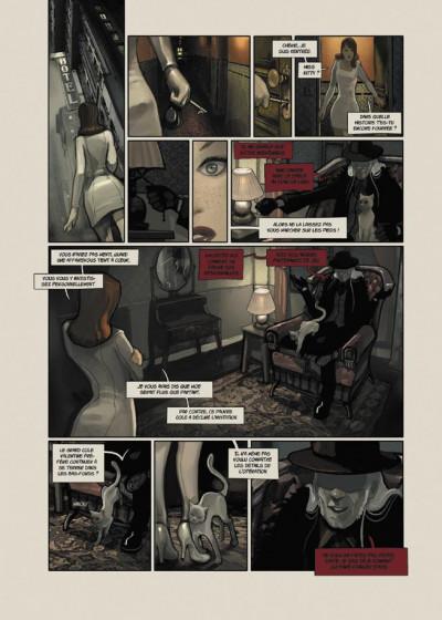 Page 3 smoke city tome 1