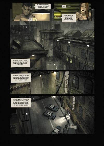 Page 4 smoke city tome 1
