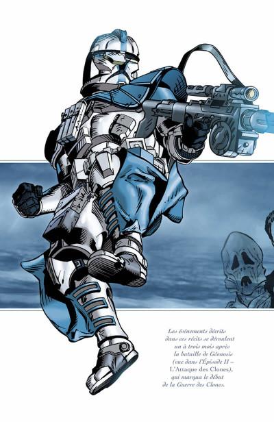 Page 3 star wars - clone wars tome 1 - la défense de kamino