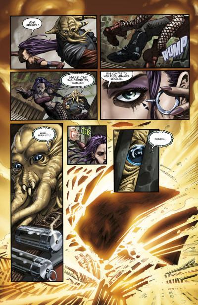 Page 7 star wars - clone wars tome 1 - la défense de kamino