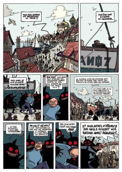 Page 1 le désespoir du singe tome 1 - la nuit des lucioles