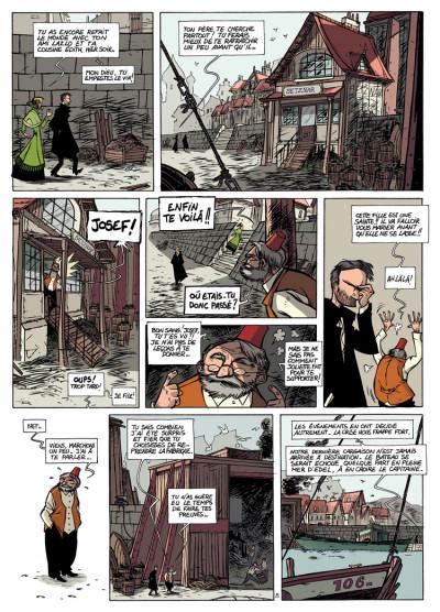 Page 3 le désespoir du singe tome 1 - la nuit des lucioles
