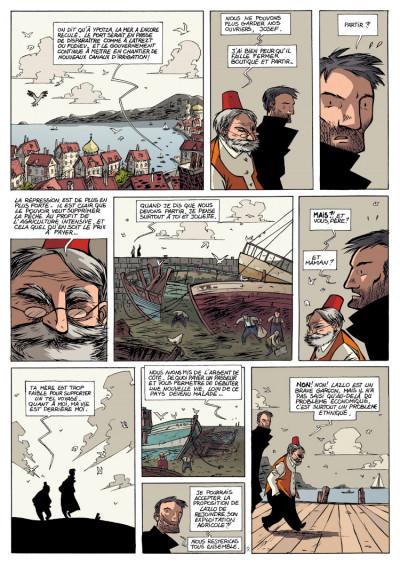 Page 4 le désespoir du singe tome 1 - la nuit des lucioles
