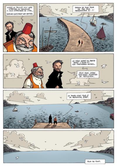 Page 5 le désespoir du singe tome 1 - la nuit des lucioles