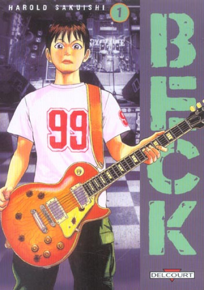 Couverture beck tome 1