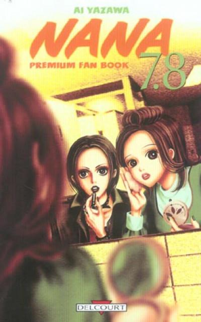 Couverture nana tome 7 - premium fan book