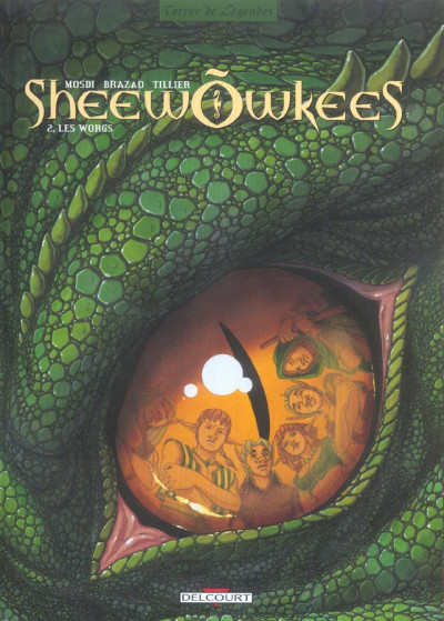 image de sheewõwkees tome 2 - les worgs