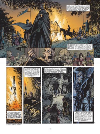 Page 4 le chant des stryges tome 8 - saison 2 - défis