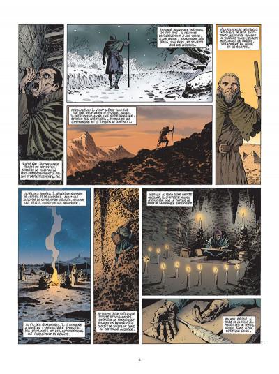 Page 5 le chant des stryges tome 8 - saison 2 - défis