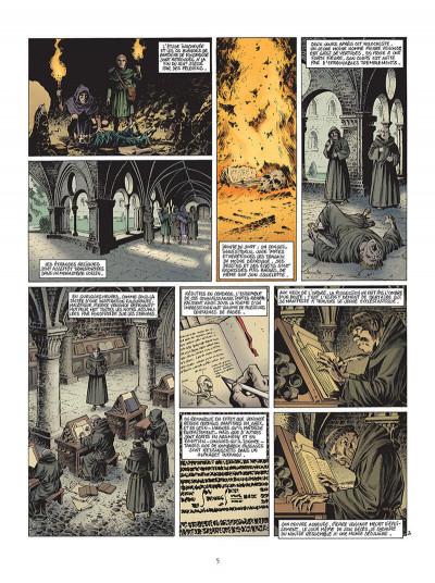 Page 6 le chant des stryges tome 8 - saison 2 - défis