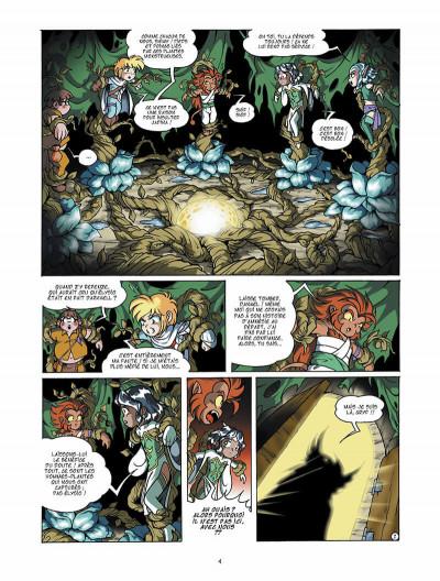 Page 5 Les légendaires tome 2