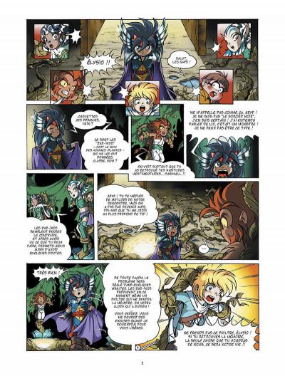 Page 6 Les légendaires tome 2