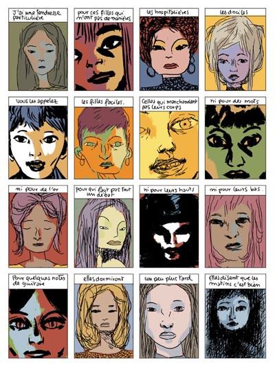 Page 3 Jean-Jacques Goldman ; Chansons pour les yeux