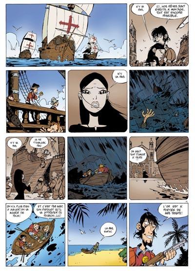 Page 4 Jean-Jacques Goldman ; Chansons pour les yeux