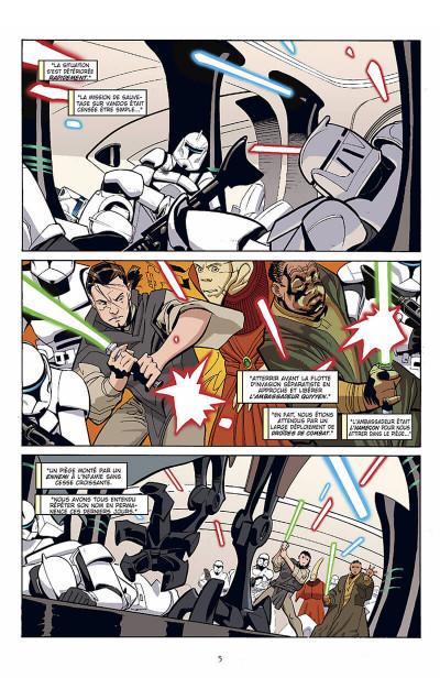 Page 6 star wars - le cote obscur tome 4 - general grievous