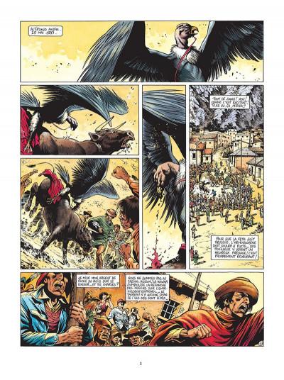 Page 4 le chant des stryges tome 2 - saison 1 - pièges