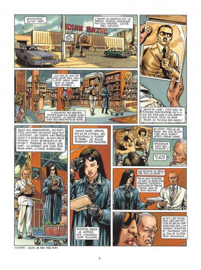 Page 6 le chant des stryges tome 2 - saison 1 - pièges