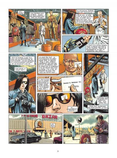Page 7 le chant des stryges tome 2 - saison 1 - pièges