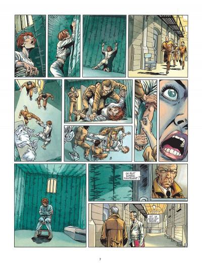 Page 8 le chant des stryges tome 2 - saison 1 - pièges