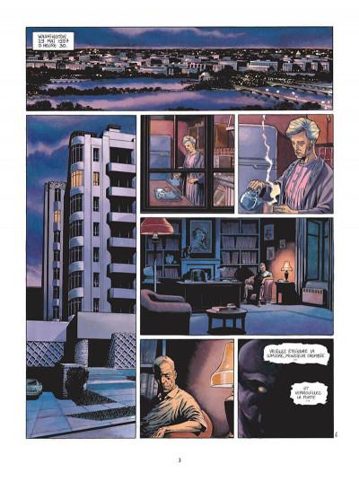 Page 4 le chant des stryges tome 3 - saison 1 - emprises